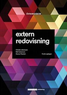 Extern redovisning – övningsbok