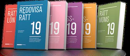 Rättserien – komplett paket med alla Rätt-böckerna
