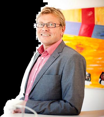 Thomas Fredholm, vd Edison Solutions AB
